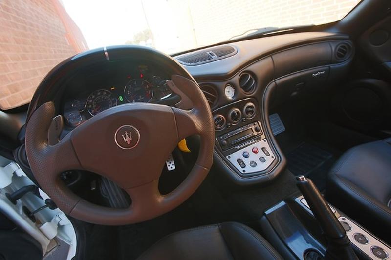 2006 Maserati GranSport LE - F1 - 400HP - SKYHOOK SUSPENSION  city California  MDK International  in Los Angeles, California