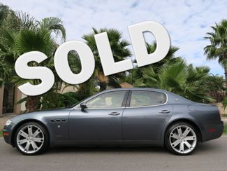 2006 Maserati Quattroporte in Houston Texas