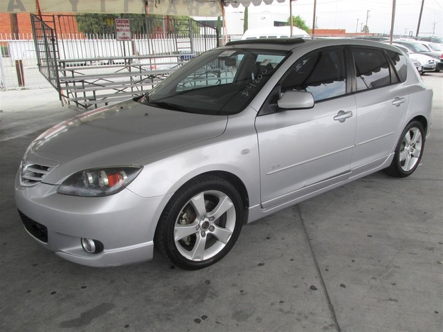 2006 Mazda Mazda3 s Grand Touring Please call or e-mail to check availability All of our vehicl