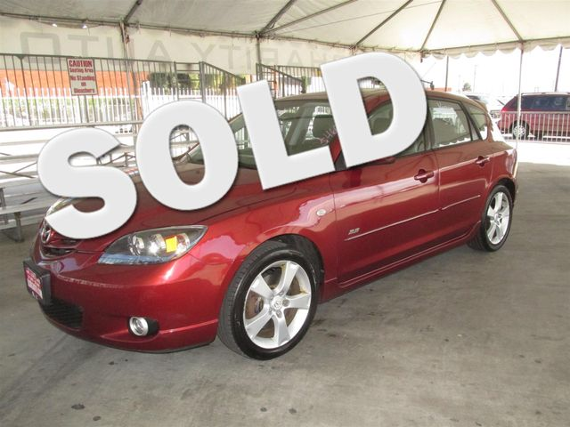 2006 Mazda Mazda3 s Touring Please call or e-mail to check availability All of our vehicles are