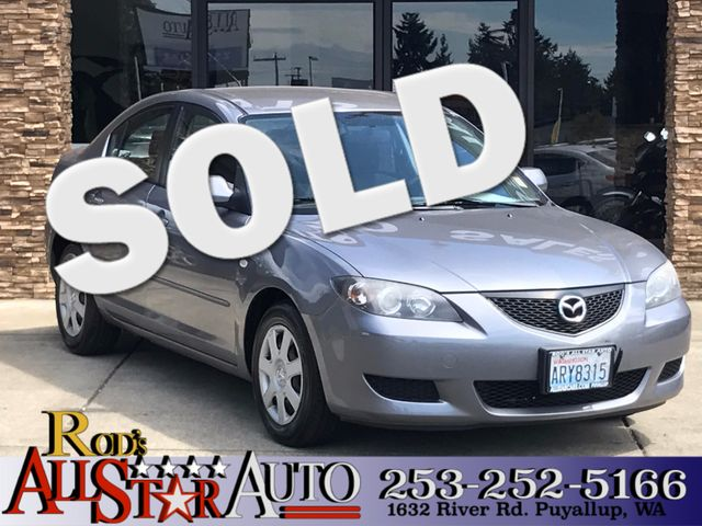 2006 Mazda Mazda3 i The CARFAX Buy Back Guarantee that comes with this vehicle means that you can