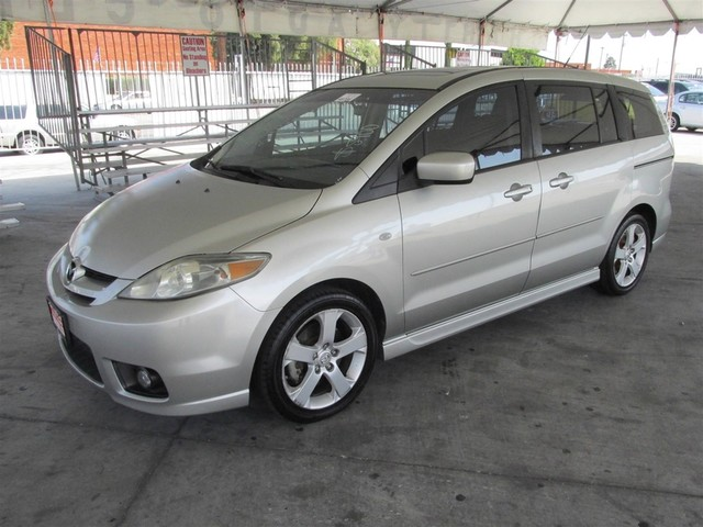 2006 Mazda Mazda5 Touring This particular Vehicle comes with 3rd Row Seat Please call or e-mail t