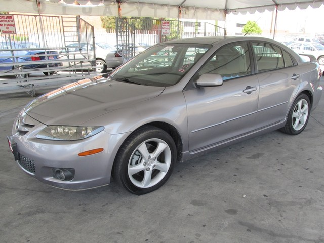 2006 Mazda Mazda6 Sport i This particular vehicle has a SALVAGE title Please call or email to chec