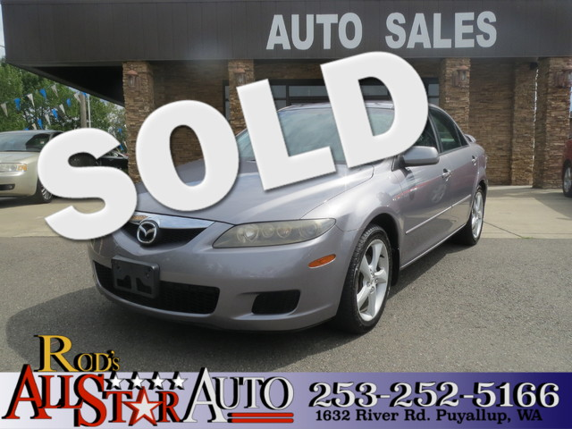 2006 Mazda Mazda6 s The CARFAX Buy Back Guarantee that comes with this vehicle means that you can