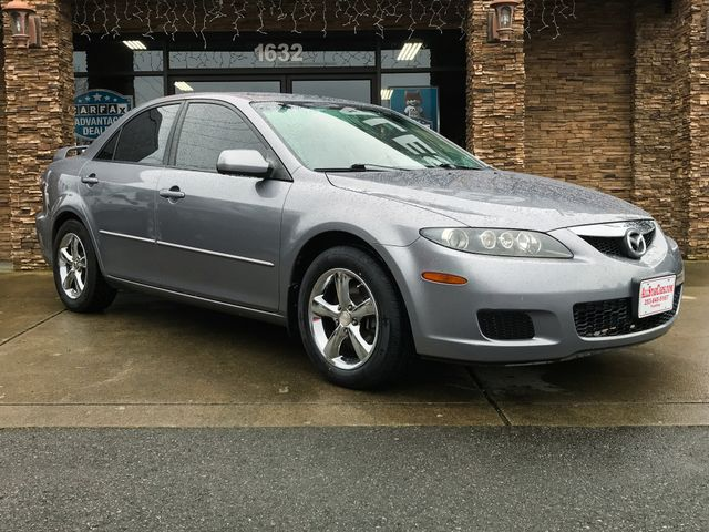 2006 Mazda Mazda6 i The CARFAX Buy Back Guarantee that comes with this vehicle means that you can