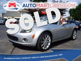 2006 Mazda MX-5 Miata Grand Touring | Nashville, Tennessee | Auto Mart Used Cars Inc. in Nashville Tennessee