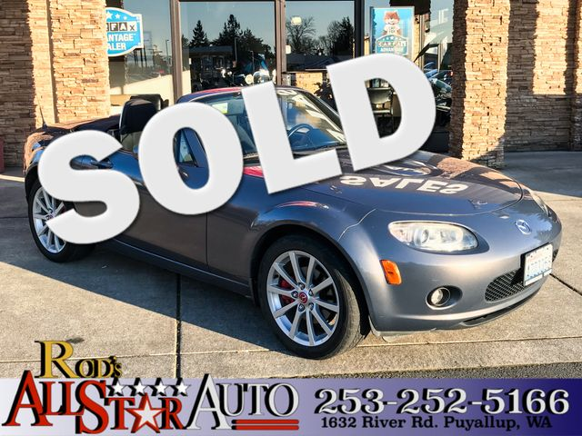 2006 Mazda MX-5 Miata Sport The CARFAX Buy Back Guarantee that comes with this vehicle means that