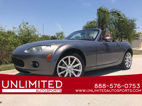 2006 Mazda MX-5 Miata Grand Touring in Tampa, FL