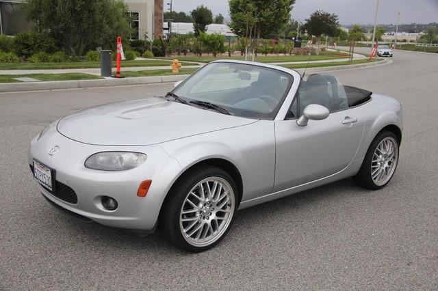 2006 Mazda MX-5 Miata Sport Santa Clarita, CA 20
