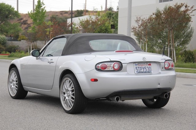 2006 Mazda MX-5 Miata Sport Santa Clarita, CA 10