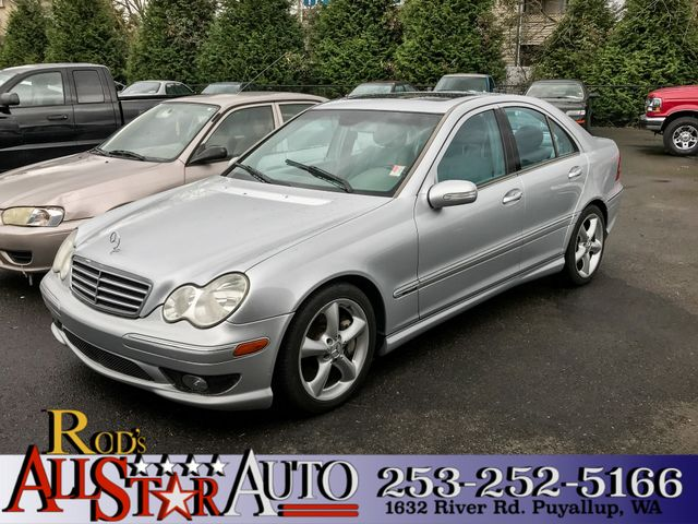 2006 Mercedes C-Class C 350 The CARFAX Buy Back Guarantee that comes with this vehicle means that