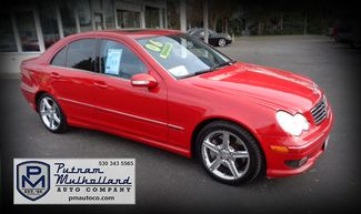 2006 Mercedes Benz C230 Sport Sedan C Class Chico, CA