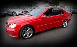 2006 Mercedes Benz C230 Sport Sedan C Class Chico, CA 3