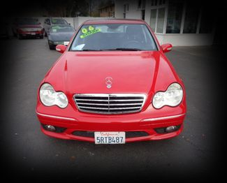 2006 Mercedes Benz C230 Sport Sedan C Class Chico, CA 6