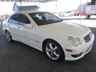 2006 Mercedes-Benz C230 Sport Gardena, California 3