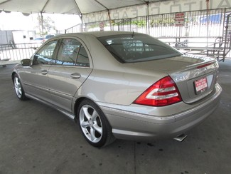 2006 Mercedes-Benz C230 Sport Gardena, California 1