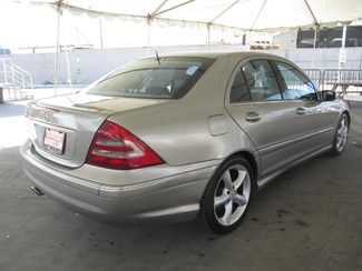 2006 Mercedes-Benz C230 Sport Gardena, California 2