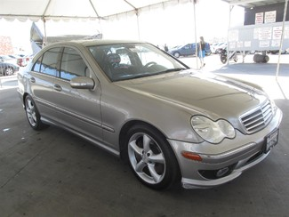 2006 Mercedes-Benz C230 Sport Gardena, California 3