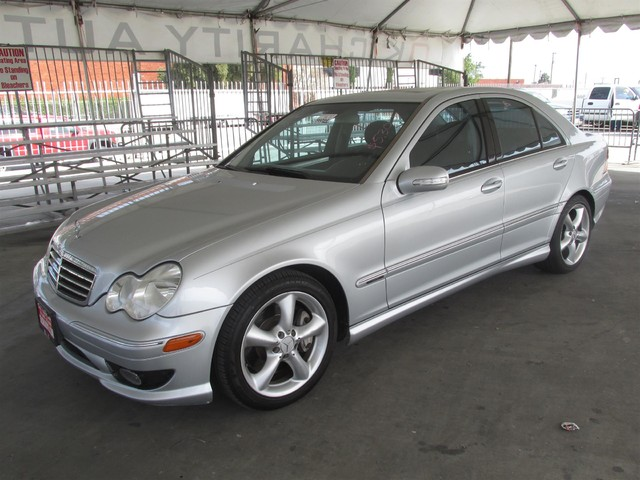 2006 Mercedes C230 Sport Please call or e-mail to check availability All of our vehicles are av