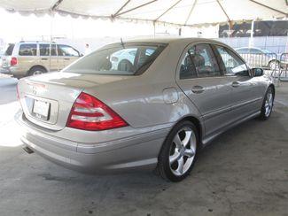 2006 Mercedes-Benz C230 Sport Gardena, California 2