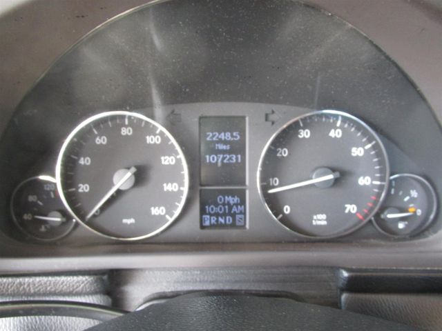 2006 MERCEDES C230 SPORT