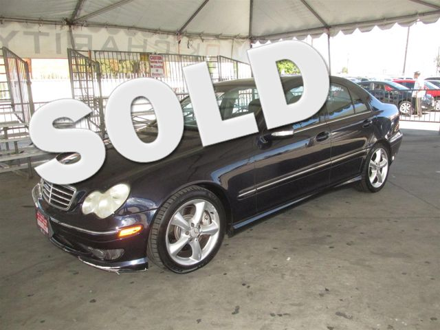 2006 Mercedes C230 Sport This particular vehicle has a SALVAGE title Please call or email to chec