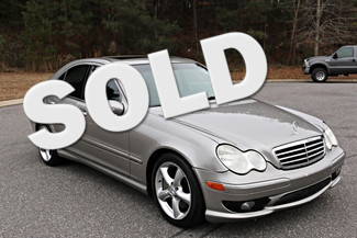 2006 Mercedes-Benz C230 Sport Mooresville, North Carolina