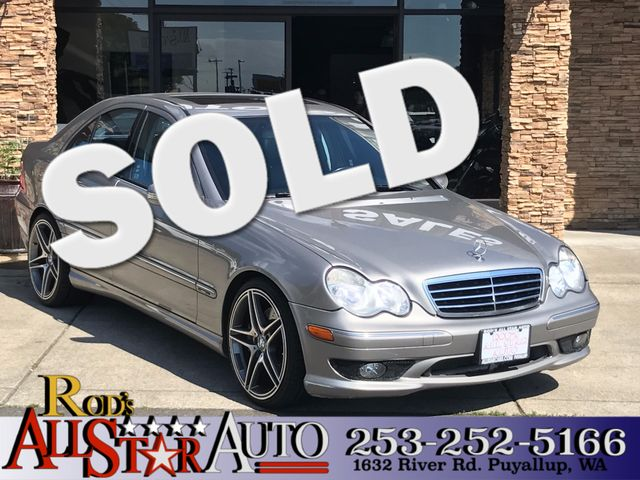 2006 Mercedes C230 Sport The CARFAX Buy Back Guarantee that comes with this vehicle means that you