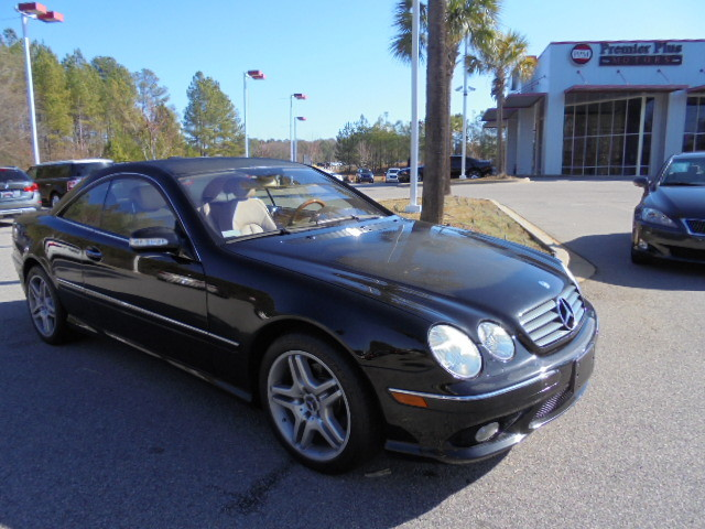 2006 Mercedes CL500 50L DISCLOSURE Internet pricing is subject to change daily It is a BUY-OUTR