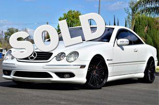 2006 Mercedes-Benz CL500 5.0L Reseda, CA