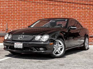 2006 Mercedes-Benz CL600 Burbank, CA
