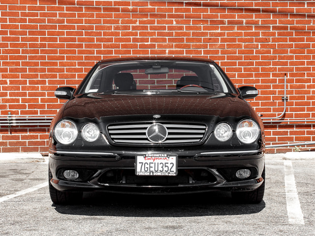 2006 Mercedes-Benz CL600 Burbank, CA 1