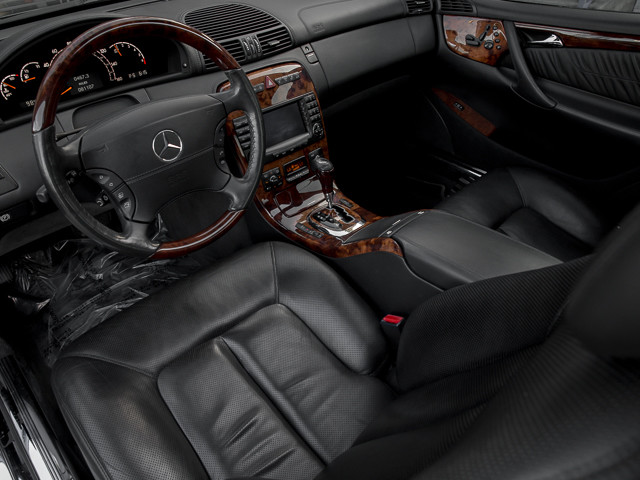 2006 Mercedes-Benz CL600 Burbank, CA 10