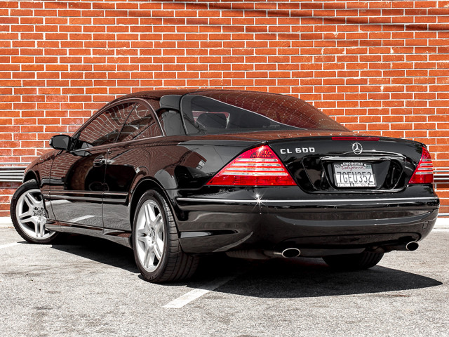 2006 Mercedes-Benz CL600 Burbank, CA 3