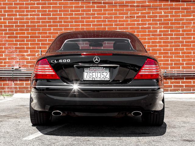 2006 Mercedes-Benz CL600 Burbank, CA 4
