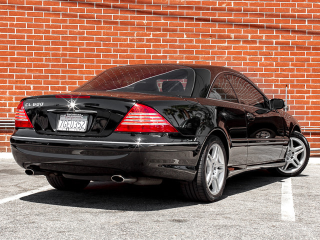 2006 Mercedes-Benz CL600 Burbank, CA 5