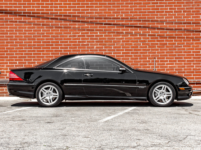 2006 Mercedes-Benz CL600 Burbank, CA 6