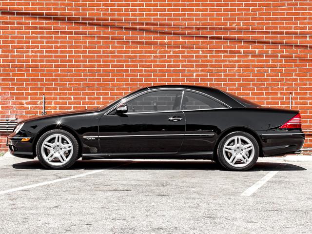 2006 Mercedes-Benz CL600 Burbank, CA 7