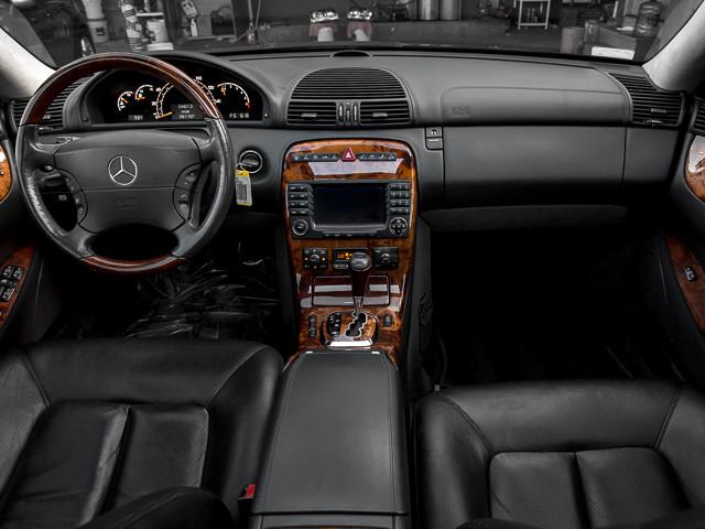 2006 Mercedes-Benz CL600 Burbank, CA 8