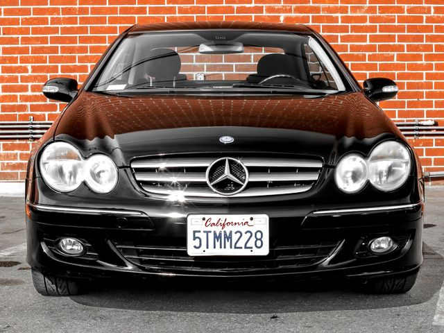 2006 Mercedes-Benz CLK350 3.5L Burbank, CA 1