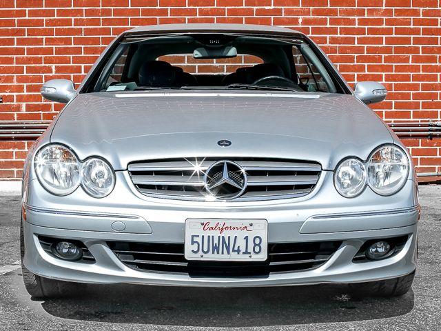 2006 Mercedes-Benz CLK350 3.5L Burbank, CA 2