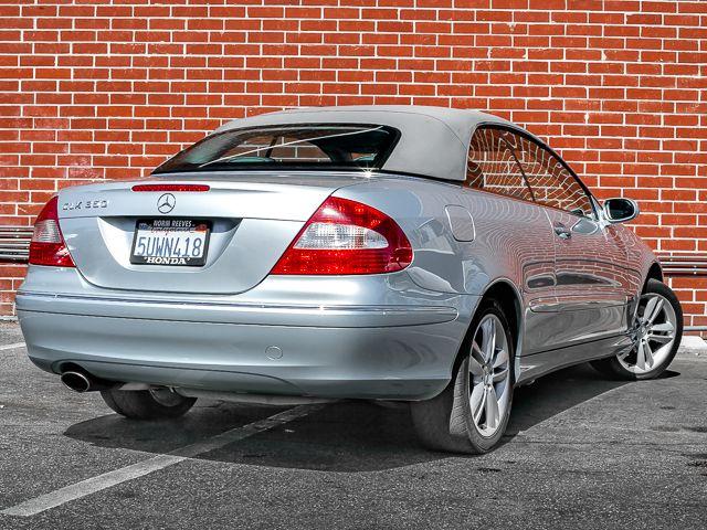 2006 Mercedes-Benz CLK350 3.5L Burbank, CA 4