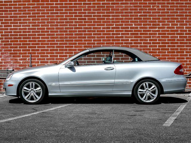 2006 Mercedes-Benz CLK350 3.5L Burbank, CA 7
