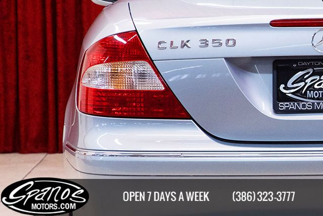 2006 Mercedes-Benz CLK350 3.5L Daytona Beach, FL 14
