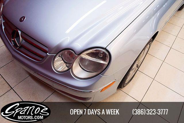 2006 Mercedes-Benz CLK350 3.5L Daytona Beach, FL 10
