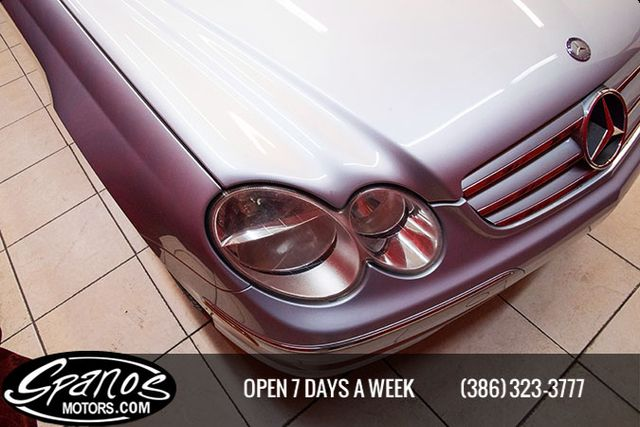 2006 Mercedes-Benz CLK350 3.5L Daytona Beach, FL 9