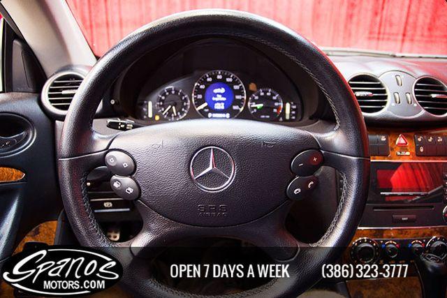 2006 Mercedes-Benz CLK350 3.5L Daytona Beach, FL 24