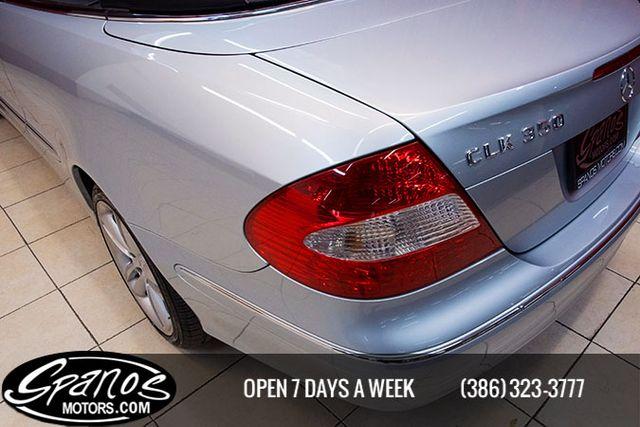 2006 Mercedes-Benz CLK350 3.5L Daytona Beach, FL 16