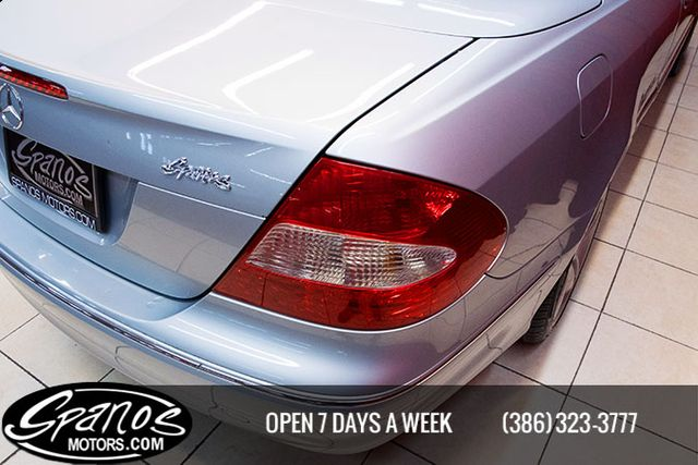 2006 Mercedes-Benz CLK350 3.5L Daytona Beach, FL 17