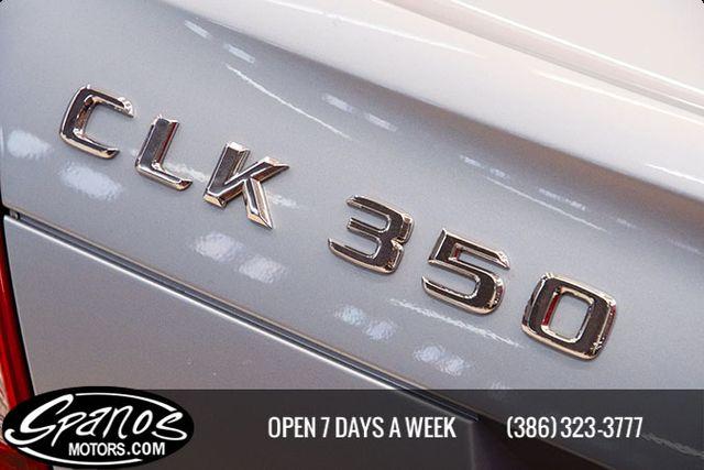 2006 Mercedes-Benz CLK350 3.5L Daytona Beach, FL 37